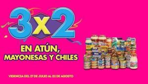 Julio Regalado 2015 en La Comer Atún, Mayonesas y Chiles