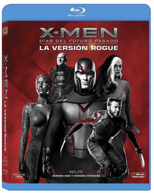 Promocion Cine Premiere Gana Blu-Ray de X-Men