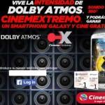 Promocion Cinemex Extremo