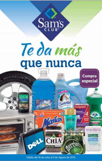 Cuponera Sams Club Promociones y Ofertas