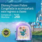 Movistar Gratis mochila de Frozen o Angry Birds