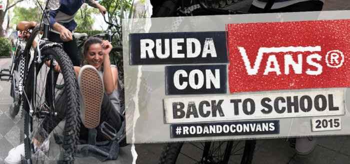 Promoción Rueda Con Vans