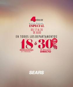 Gran Venta Especial Sears