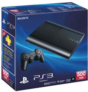 Walmart Consola PS3 500 GB