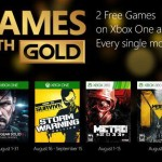 Xbox Live Ofertas de Games With Gold