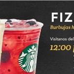 Starbucks 2x1 en bebida Fizzio