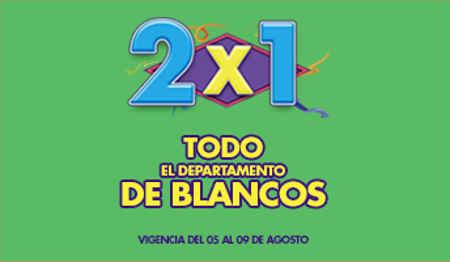 Julio Regalado 2015 Ofertas de Blancos