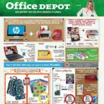 Folleto Office Depot Agosto 2015
