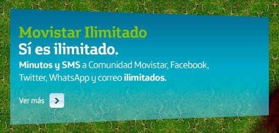 Movistar plan ilimitado triple de datos plan vas a volar