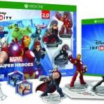 Amazon Disney Infinity 2.0 Avengers Starter Pack - Xbox One
