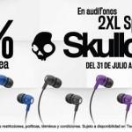 Audifonos Skullcandy 2xl Spoke en Blockbuster