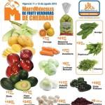 Ofertas de Frutas y Verduras  en Chedraui