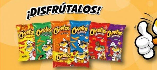 Cheetos te regala $1 peso de descuento en cupones