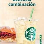 Telcel descuento en Panini más bebida en Starbucks