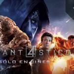Promocion Cinepolis y Los 4 Fantasticos