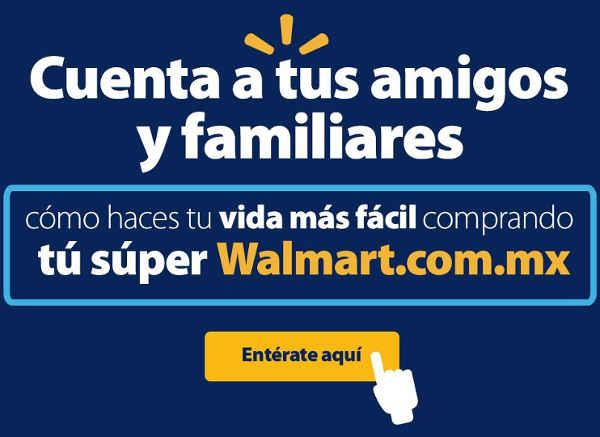 Walmart: Envio GRATIS Toda la tienda