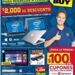 Folleto Best Buy Regreso a Clases