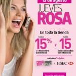 Jueves Rosa Liverpool
