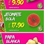 La Comer Miercoles de Plaza Frutas y Verduras 26 de Agosto