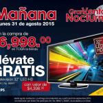 Office Max Venta Nocturna 31 de Agosto 2015