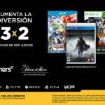 Palacio de Hierro 3X2 en videojuegos