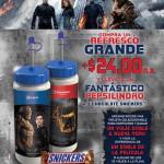 Promoción Pepsilindro Cinemex
