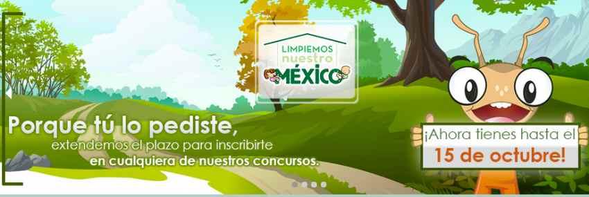 Promocion Limpiemos Nuestro México