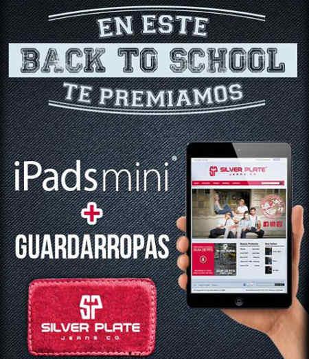 Promocion Silver Plate Gana Guardarropa y iPad mini