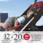 Sears descuento en Muebles, Portables y Accesorios para Bebés