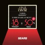 Sears Venta Especial con descuento directo y 18 MSI