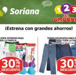 Soriana Promociones de Fin de Semana del 28 al 31 de Agosto