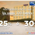 Venta Especial Hoteles City express
