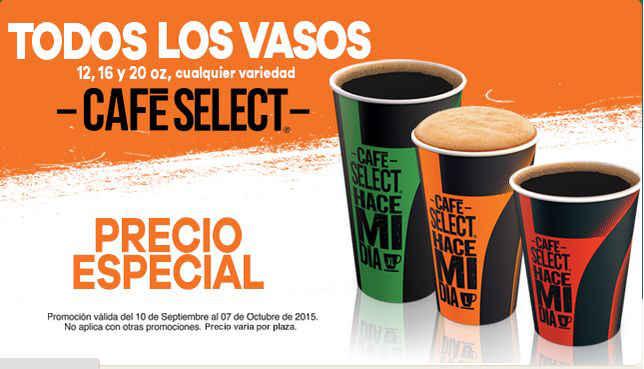 7-Eleven Café Select a precio especial