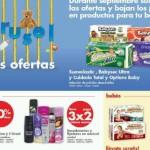 Farmacias Benavides ofertas de fin de semana del 4 al 7 de septiembre