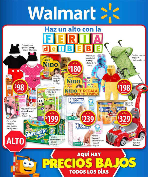 Cat logo de ofertas walmart septiembre 2015 for Progress catalogo 2015