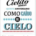 2x1 en Cielito Querido Café con Santander