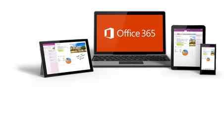 Consigue gratis Office 365 para estudiantes