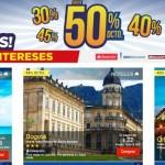 Despegar.com descuento y 18 msi en hoteles, paquetes de viajes y vuelos