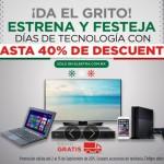 Elektra ofertas de tecnología hasta 40% de descuento en productos seleccionados