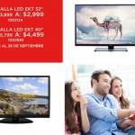 Elektra: Promoción en pantallas EK