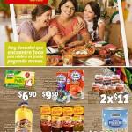 Folleto Soriana Mercado ofertas del 11 al 24 de septiembre