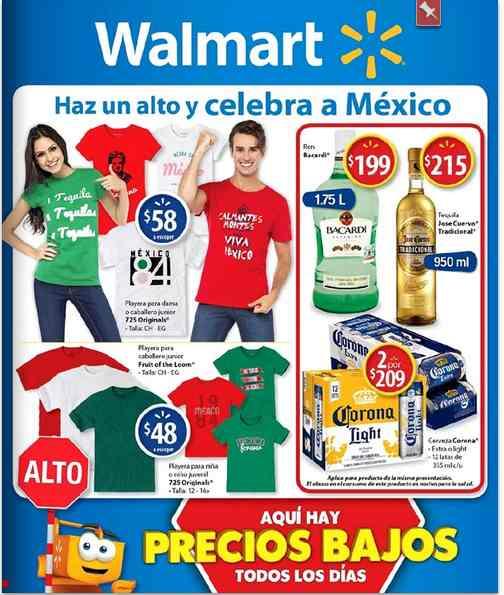 Cat logo de ofertas walmart al 16 de septiembre - Hogarium catalogo de ofertas ...