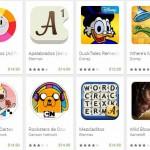 Google play descuento en Juegos Increibles