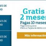Movistar Gratis hasta 6 meses de servicio