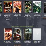 Humble Bundle Tom Clancy Bundle