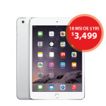 Ofertas Walmart iPad mini 2 16 GB a $3,499