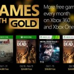 XBOX Games with Gold cotubre 2015
