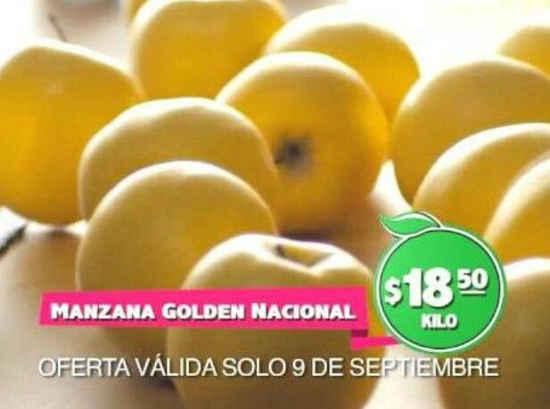 Miércoles de Plaza en La Comer Frutas y Verduras 9 de Septiembre