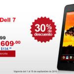 Office Depot Tablet Dell 7 v3740 a $1,609