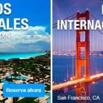 Promociones Aeroméxico Vuelos redondos Fiestas Patrias